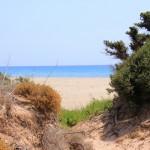 La spiaggia di Vendicari