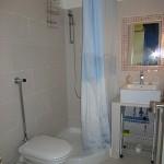 I bagni privati sono tutti uguali b&b a Fontane bianche a tre stelle