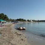 spiaggia libera Fontane Bianche