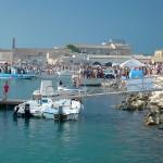 Marzamemi porto e spiaggia