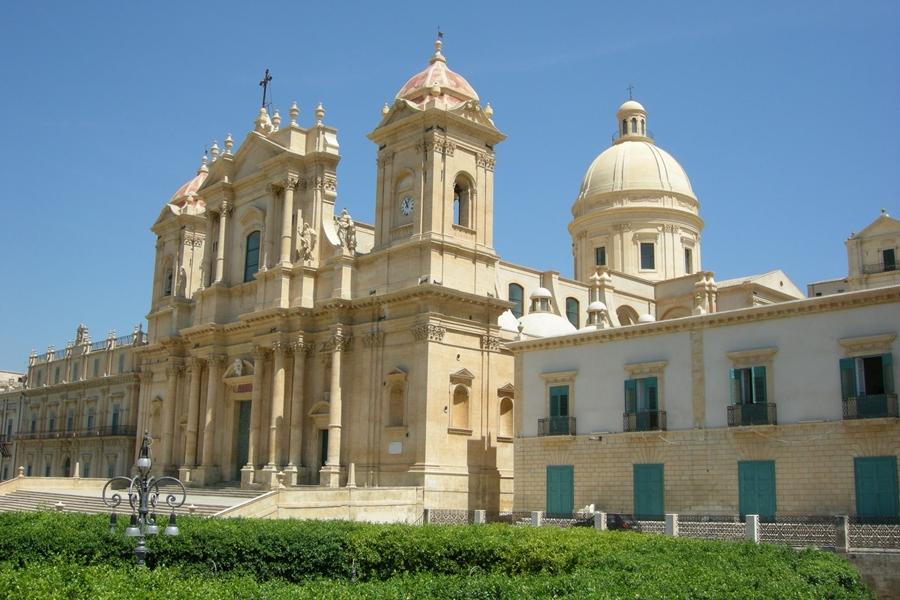 Noto e i monumenti barocchi